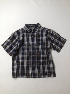Timberland Short Sleeve Button