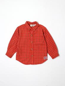 Sesame Street Long-sleeve Button-down 4T