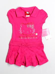 Hello Kitty Dress 3T