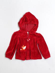 Gymboree Zip-up Hoodie 18-24 Mo