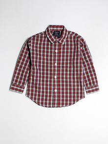 IZOD Long-sleeve Button-down 4T
