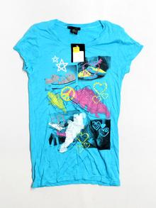 Flowers By Zoe T-shirt, Short-sleeve Large Youth