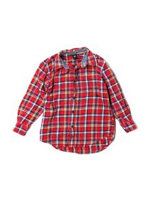 Gap Kids Long-sleeve Button-down 6-7