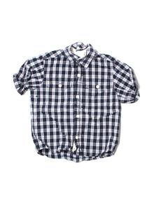 OshKosh B'gosh Short-sleeve Button-down 3T