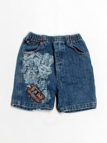 U.S. Polo Assn. Jean Short 24 Mo