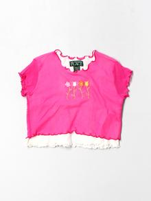 The Children's Place Top, Short Sleeve 3T