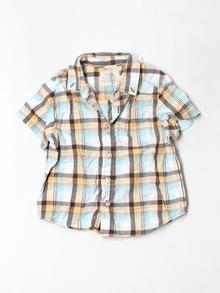 The Children's Place Short-sleeve Button-down 24 Mo