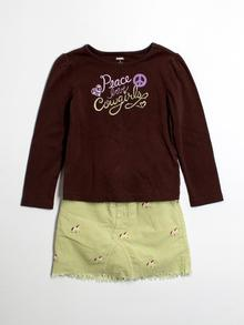 Gymboree T-shirt, Long-sleeve 6