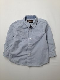 Did Too Long-sleeve Button-down