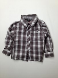 Sovereigh Codes Long-sleeve Button-down