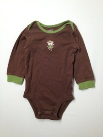 Carter's Long-sleeve Onesie 12