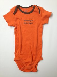 Carter's Short-sleeve Onesie 12