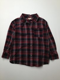Crazy 8 Long-sleeve Button-down