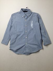 Gap Kids Long-sleeve Button-down