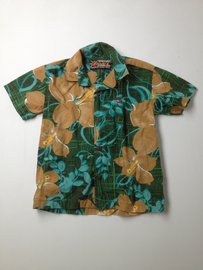 Quiksilver Short-sleeve Button-down 5-6