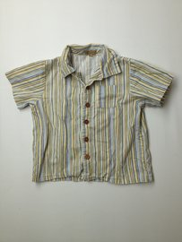 Mr. Tiny Short-sleeve Button-down