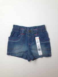 WonderKids Jean Short 4T