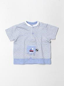 Little Me Short-sleeve Shirt 24 Mo