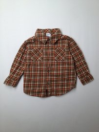 Gymboree Long-sleeve Button-down 18-24