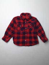 Sprockets Long-sleeve Button-down 4T