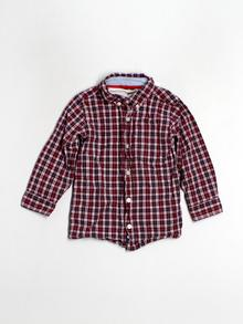 OshKosh B'gosh Long-sleeve Button-down 4T