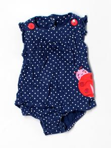 Gap One Piece Outfit, Short Sleeve 24 Mo