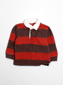 Gymboree Long-sleeve Polo 18-24 Mo