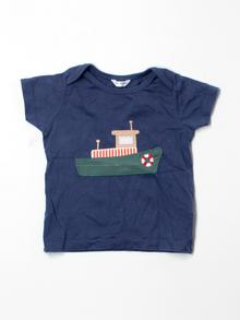 Baby Boden Short-sleeve Shirt 12-18 Mo