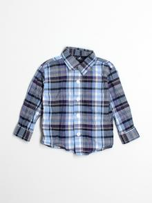 Nautica Long-sleeve Button-down 18-24