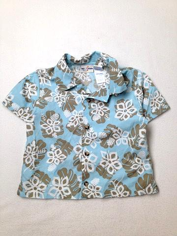 B.T. kids Short-sleeve Button-down