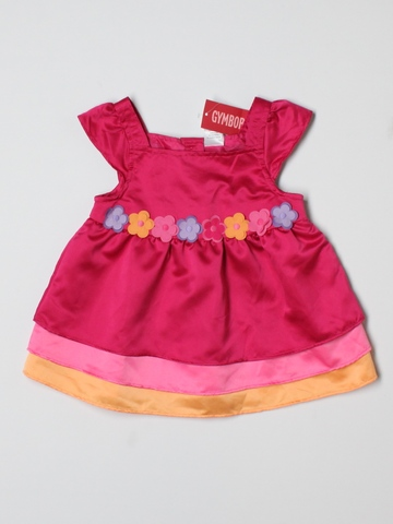 Gymboree Red and Pink Dress