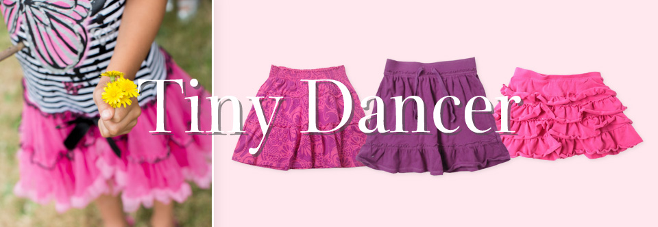 Girls Look: Tiny Dancer