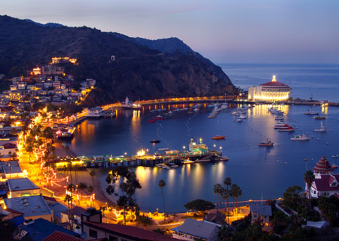 Catalina-at-night