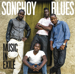 songhoy blues music in exile albumcover