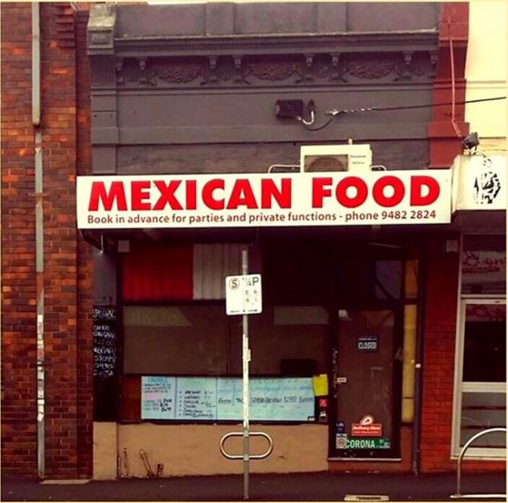 tom redwood mexican food