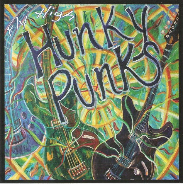 hunky punks fly high