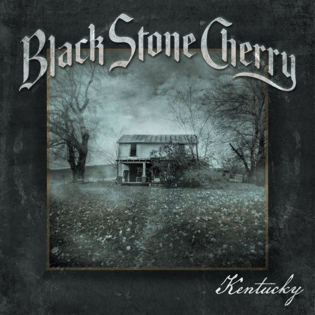 Black Stone Cherry - Kentucky - Artwork