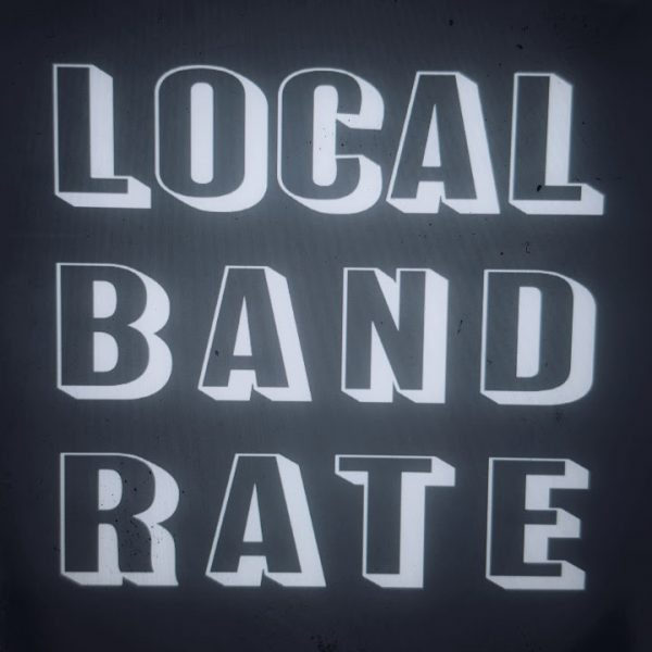 local band rate
