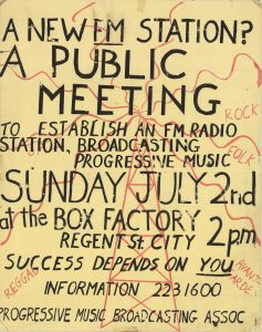 1977 first meting Poster