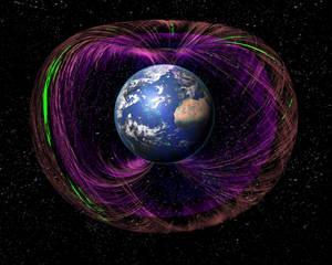 Earth Electromagnetic Field