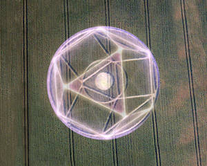 Crop Circle (Vector Equilibrium)