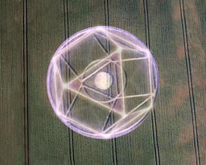Crop Circle (Vector Equilibrium)