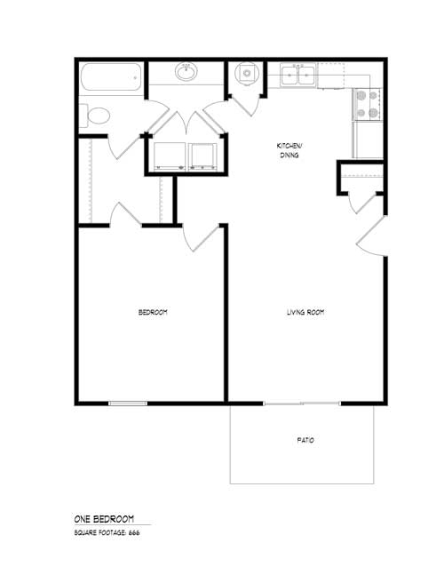 Victoria Place 1 Bedroom