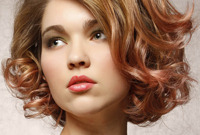 Dip-dye-hairstyles-for-spring-2014-side