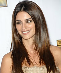 Penelope Cruz hairstyles