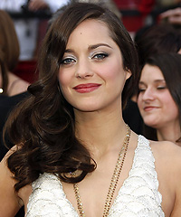 Marion Cotillard hairstyles