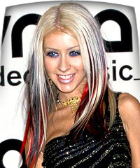 Christina Aguilera hairstyles