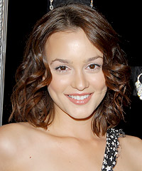 Leighton Meester hairstyles