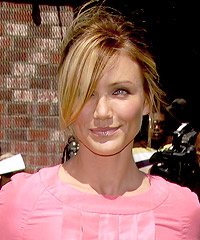 Cameron Diaz hairstyles