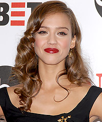 Jessica Alba hairstyles
